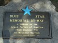 Image for Weeki Wachee State Park Blue Star Memorial - Spring Hill, FL