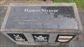 Image for Hamm Strasse Memorial Stone - Bradford, UK