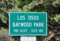 Image for Los Osos Bayland Park, CA - 148 Ft