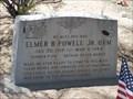Image for Elmer B. Powell Jr. DVM Grave - Paradise Valley, Arizona