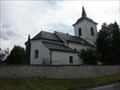 Image for Kostel Nanebevzetí Panny Marie - Ústrašín, okres Pelhrimov, CZ
