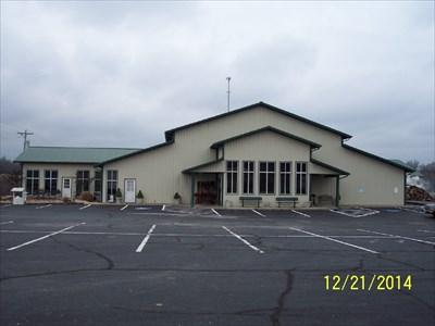 Shoal Creek Revival Church, by MountainWoods
