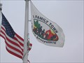 Image for Eastpointe City Flag, Eastpointe, MI.