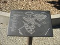 """Image for Metal """"You are here sign"""" at Sunnyvale Community Center - Sunnyvale, CA"""