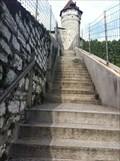 Image for Stairway to Munot - Schaffhausen, Switzerland