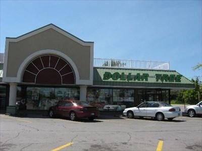 Dollar Tree Marshalls Plaza Buffalo Ny Dollar Stores On Waymarking Com