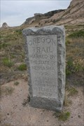 Image for Oregon Trail -- Scotts Bluff National Monument, Gering NE
