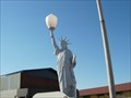 Image for I Lift My Lamp.... - Lindsay, OK