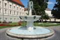 """Image for Brunnen """"Der Gesang"""" - Klagenfurt, Kärnten, Austria"""