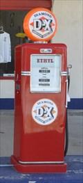 Image for D-X Ethel Gasoline Pump
