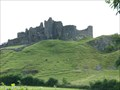 Image for Carreg Cennen Castle - Ruin - Trapp, Wales. Great Britain