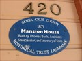 Image for Mansion House - Watsonville, CA
