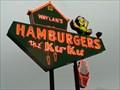 Image for Waylan's Ku-Ku Hamurger's - Neon Sign - Miami, Oklahoma, USA