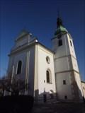 Image for Kostel Navštívení P. Marie / Church of the Visitation of the Virgin Mary - Svitavy, Czech Republic