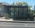 Image for Sunflower Bus shelter -  Livermore, CA