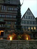 Image for Neptunbrunnen / Neptun's Fountain, Tübingen, Germany, BW