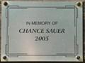 Image for Chance Sauer ~ Bismarck, North Dakota