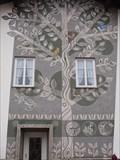 Image for Mosaik Vögel, Kronprinz, Prien am Chiemsee, LK Rosenheim