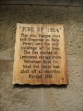 Image for Fire of 1854 - Mokelumne Hill, CA