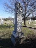 Image for John B. Jones - Bazette Cemetery - Bazette, TX