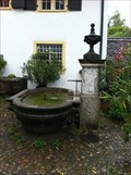 Image for Fountain in front of the Watermill Museum Brüglingen - Münchenstein, BL, Switzerland