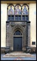 Image for Entry to St. Bartholomew' Church, Pardubice, Czech Republic