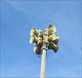 Image for Stacy Ridge Park warning siren -- Allen TX