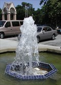 Image for Train Station Fountain, Menlo Park, CA