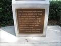 Image for George Washington - Millenium Park - Bartow, FL, USA