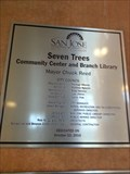 Image for Seven Trees Community Center and Branch Library - 2010 - San Jose, CA