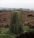 Image for Fallinge Triangulation Pillar, Rowsley