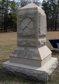 Image for 20th Battery, Ohio Light Artillery Monument - Chickamauga National Military Park
