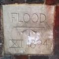 Image for River Thames Flood Line 1894
