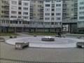 Image for Fountain on St. Francis square - Bratislava, Slovakia
