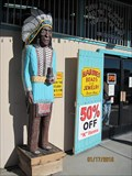 Image for Hardies Cigar Store Indian - Quartzite, AZ