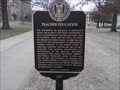 Image for Teacher Education Plaque - University of Arkansas - Fayetteville AR