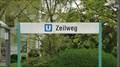Image for U-Bahnhof Zeilweg — Frankfurt am Main, Germany