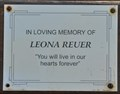 Image for Leona Reuer ~ Bismarck, North Dakota