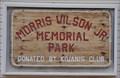Image for Morris Wilson Jr. Memorial Park