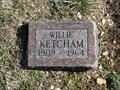 Image for WILLIE KETCHAM
