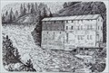 Image for City of Nelson Powerhouse by Robert Inwood - Bonnington Falls, BC