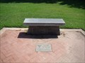 Image for John F. Kennedy - Rose State College Club of the Year  Bench - Midwest City, OK