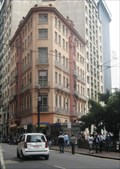 Image for Pink flatiron - downtown -Sao Paulo, Brazil