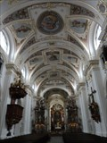 Image for Catholic St. Lorenz church - Kempten, Germany, BY