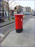 Image for Victorian Post Box - Chadwell Street, London, UK