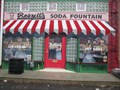 Image for Roszell's Soda Fountain Mural - Pontiac, Illinois