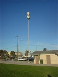 Image for Union Pacific yard warning siren, Curtis St, Milpitas Ca
