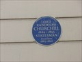 Image for Lord Randolph Churchill - London, England
