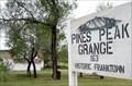 Image for Pikes Peak Grange #163, Franktown, CO