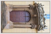 Image for Doorway to New Town Hall, Brno, Czech Republic